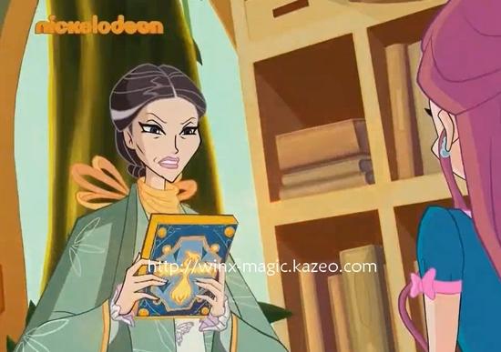 Mavila et le livre des animaux féériques