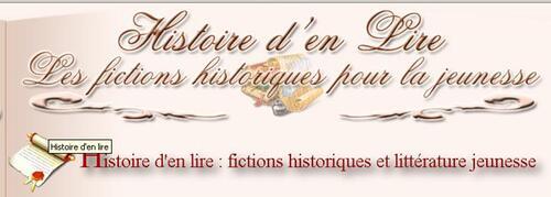 Un site pour les amateurs de fictions historiques