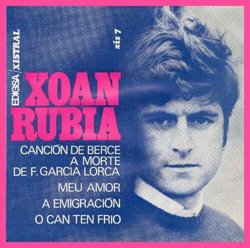 Xoan Rubia - A emigración