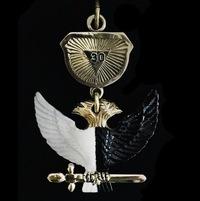 ➤ Franc-Maçonnerie Noire : Le Chevalier KADOSH AntiChrist du 30ème degré (Templiers)
