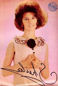 1er mai au 10 juin 1964 : Je vois la vie en rose...