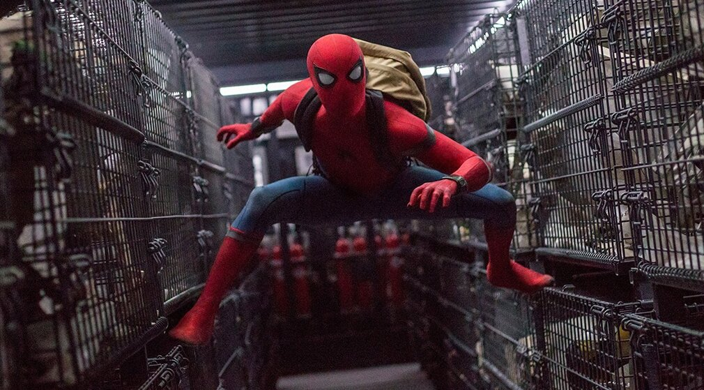 [Test Blu-ray] Spider-Man : Homecoming