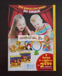 Mon merveilleux monde du cirque - Test