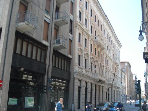 LA VILLE DE  TRIESTE  EN  ITALIE