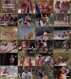 Chlapská dovolenka. 1988.