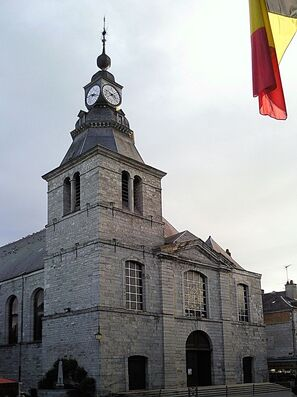 Image illustrative de l'article Église Saint-Hilaire de Givet