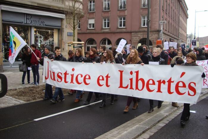 Pour les libertés et contre l'extrême-droite : Manifestations le samedi 12 juin 2021