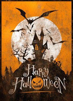 Apéro pour halloween.