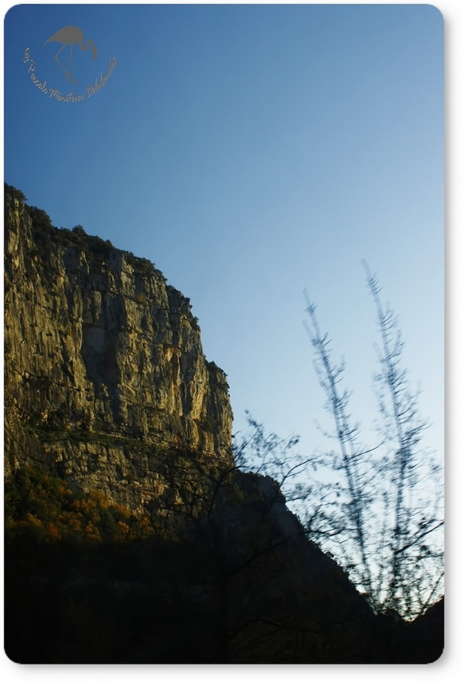Paysages des Cévennes, côté Gard...