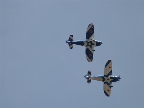 Avion d'acrobatie