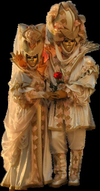 Personnages de Carnaval Série 4