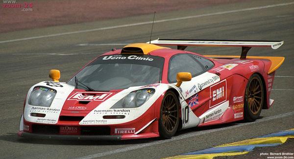 Le Mans 1998