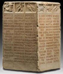 Calendrier agraire romain (Ier siècle)