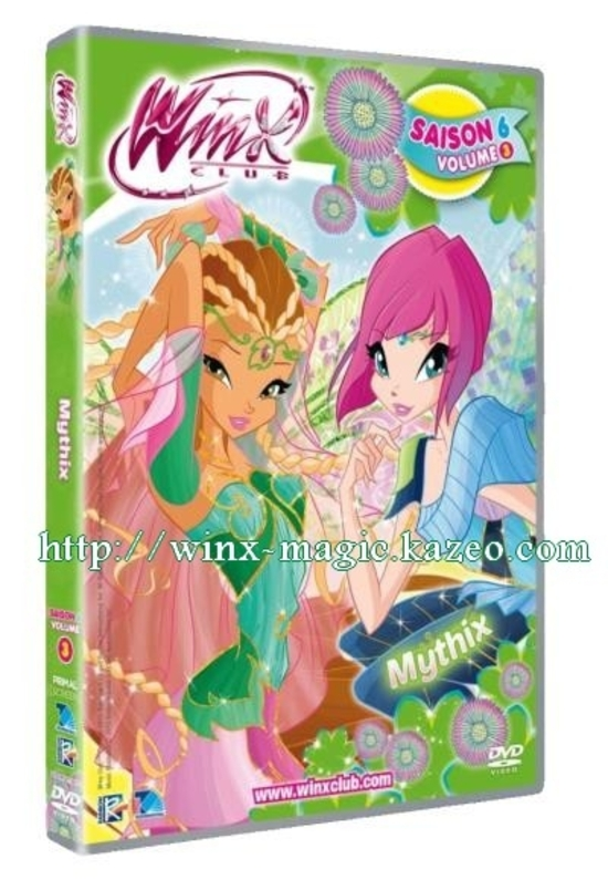 DVD 3 saison 6