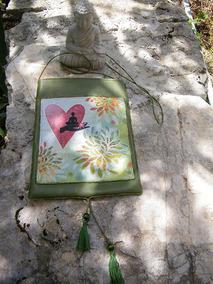 pochette zen boudha