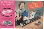 tricots main et machines rétro vintage a aujourd'hui