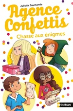 Agence confettis tome 6- Chasse aux énigmes