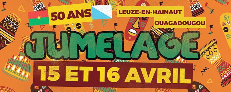 Fête du jumelage avec Ouagadougou, à Leuze les 15 & 16 avril