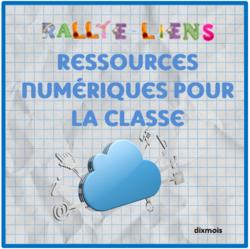 Rallye-lien ressources numériques