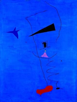 Bleuet, pervenche, Chardin, Vermeer...
