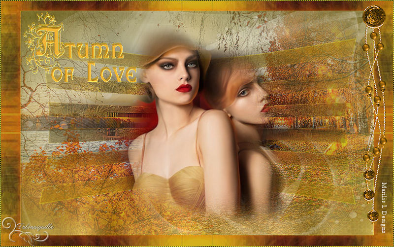 *** atumn of love ***