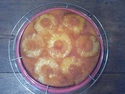 le classique ananas caramel: