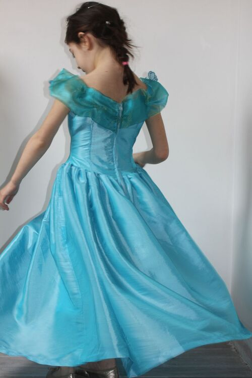 Princesse turquoise