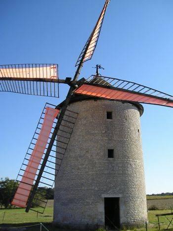 Le moulin de Nouan