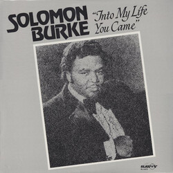Solomon Burke - Into My Life You Came - Complete LP