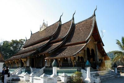 Blog de images-du-pays-des-ours :Images du Pays des Ours (et d'ailleurs ...), Wat Xieng Thong - Luang Prabang - Laos