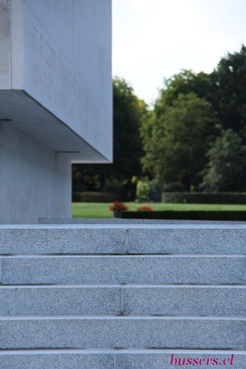 mémorial américain à neuville