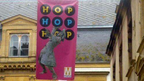 Hop hop hop, ça crame