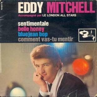 Eddy Mitchell, 1963