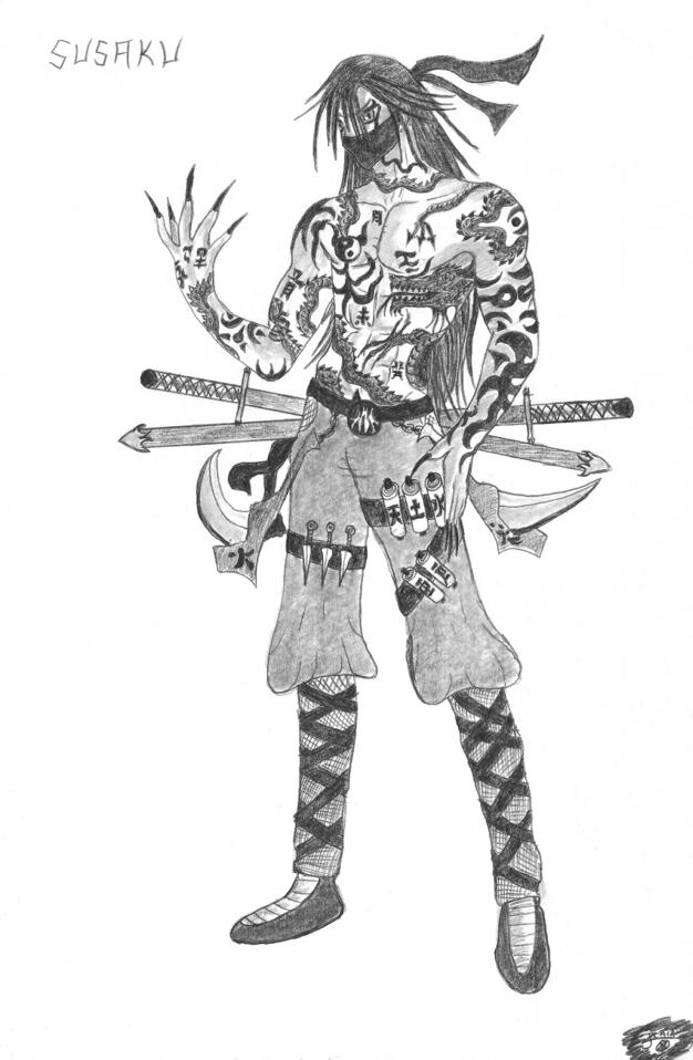 Susaku l'ombre de la Mort