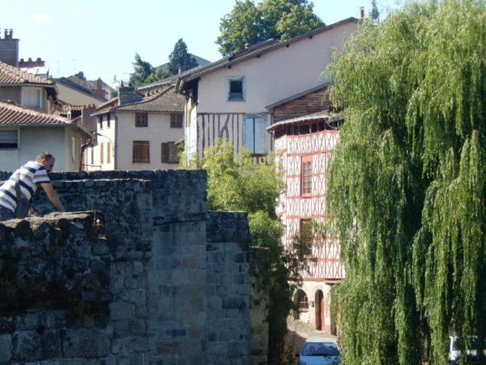 Limoges; le quartier des Ponticauds et sa 32ème fête des ponts (2/2)