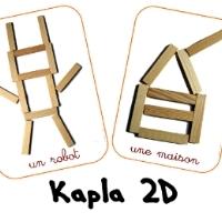 les kapla jeu de construction meroute en clis. Black Bedroom Furniture Sets. Home Design Ideas