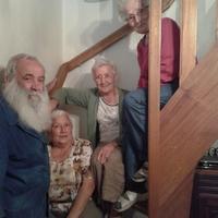 Mes cousins germains (de Ghjulia et Vulériu Leca) Jean-Jacques Antoinette,Angèle, et sur la plus h