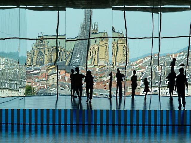 Buren au Centre Pompidou-Metz 23 2011