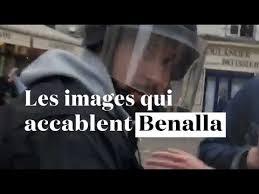 Alexandre Benalla : les images de l'agression du 1er-Mai - YouTube