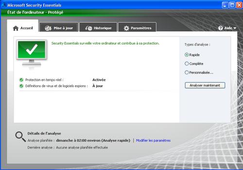 Liste d'antivirus gratuits