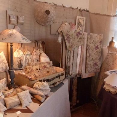 Le marché de Noël de l'abbaye de Chaalis 2014...