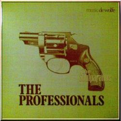 Soul City Orchestra - The Professionals - Complete LP