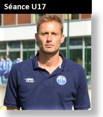 Séance de foot U17 par Mickael Lebaillif ( AC Havre)