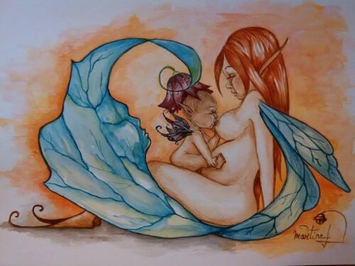 comment fait on un bébé de fée ?