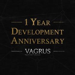 NEWS : Vagrus souffle son 1er anniversaire