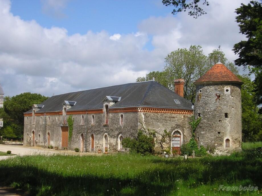 Château de Beaumarchais (85)