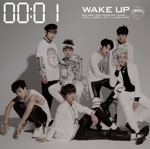 "Album japonais : ""Wake Up"""