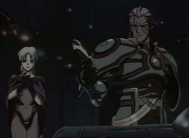 Les personnages Aliens de Macross II, Lovers Again