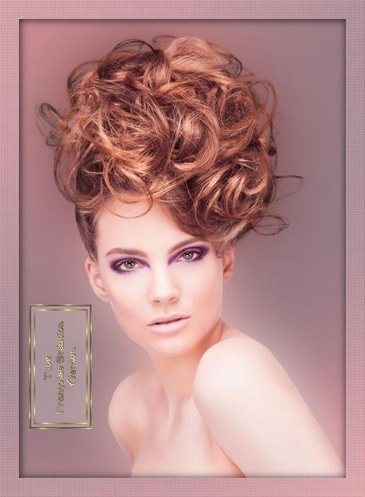 Femmes cheveux bouclés (38 à 43)