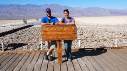 Badwater bassin